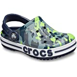 crocs Bayaband Graphic Navy Boys Clog