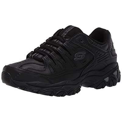 Skechers Men's After Burn Memory Fit - Reprint Shoe: Shoes