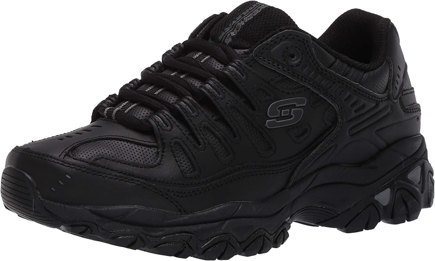 Skechers Sport Memory Foam Fit ristampa Lace up Sneaker