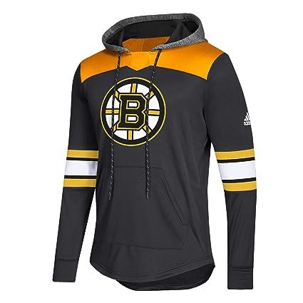 30b8305eae0 Amazon.com : adidas NHL Men's Platinum Jersey Hooded Sweatshirt ...