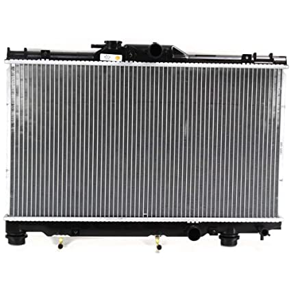 Evan-Fischer EVA27672031694 Radiator for TOYOTA COROLLA 98-02