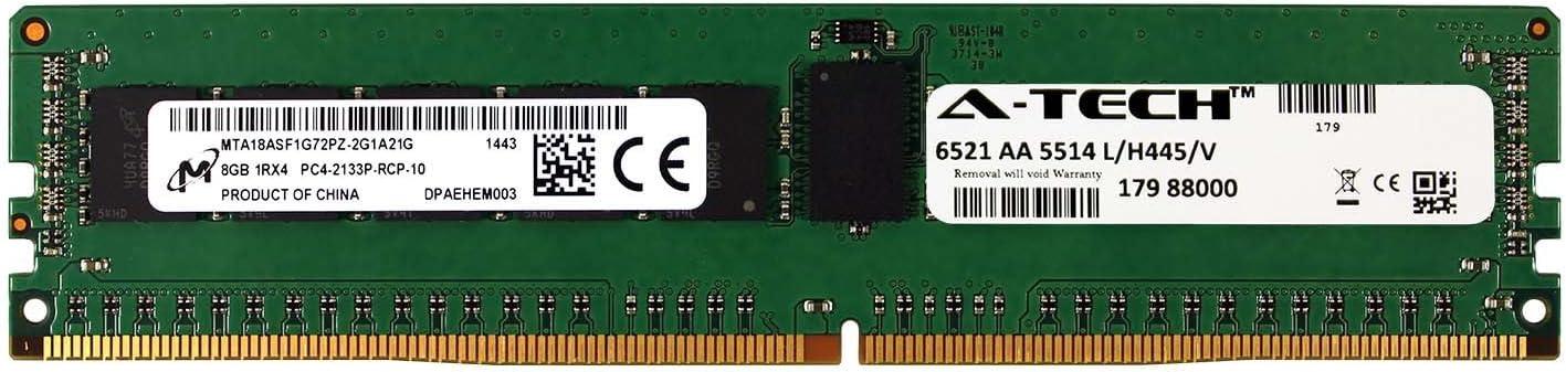 4X70G78061 PC4 2133 Lenovo SDRAM 8 DDR4