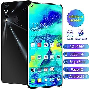 Lukame✯ Nuevo M 40 Quad Core Cámara Hd de 6.6 Pulgadas Android ...