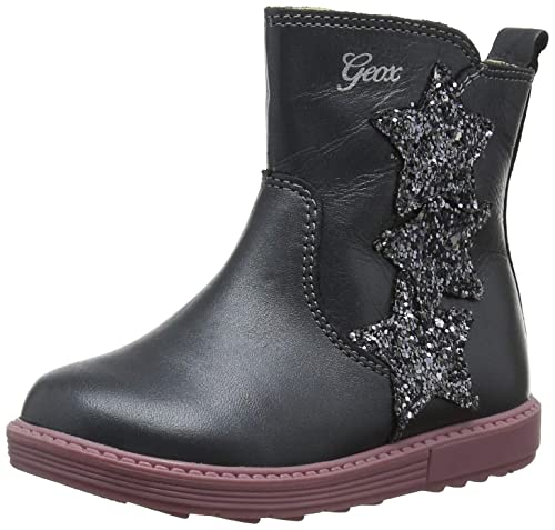 Geox B Hynde A, Bottes bébé Fille  Amazon.fr  Chaussures et Sacs 783d487f030c