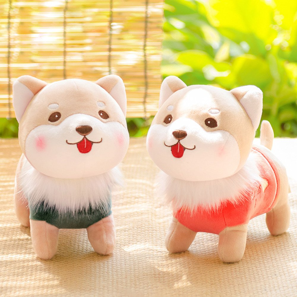 Longra Muñecas rellenas de Animales de Peluche Muñecas Lindas de Felpa Cute Puppy Collection Toys como Regalo: Amazon.es: Ropa y accesorios