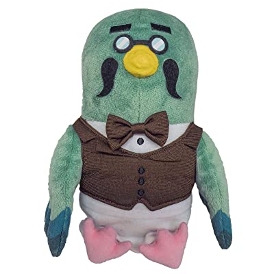 Animal Crossing Plush Brewster (S) Smile Version All Star Collection: Toys & Games