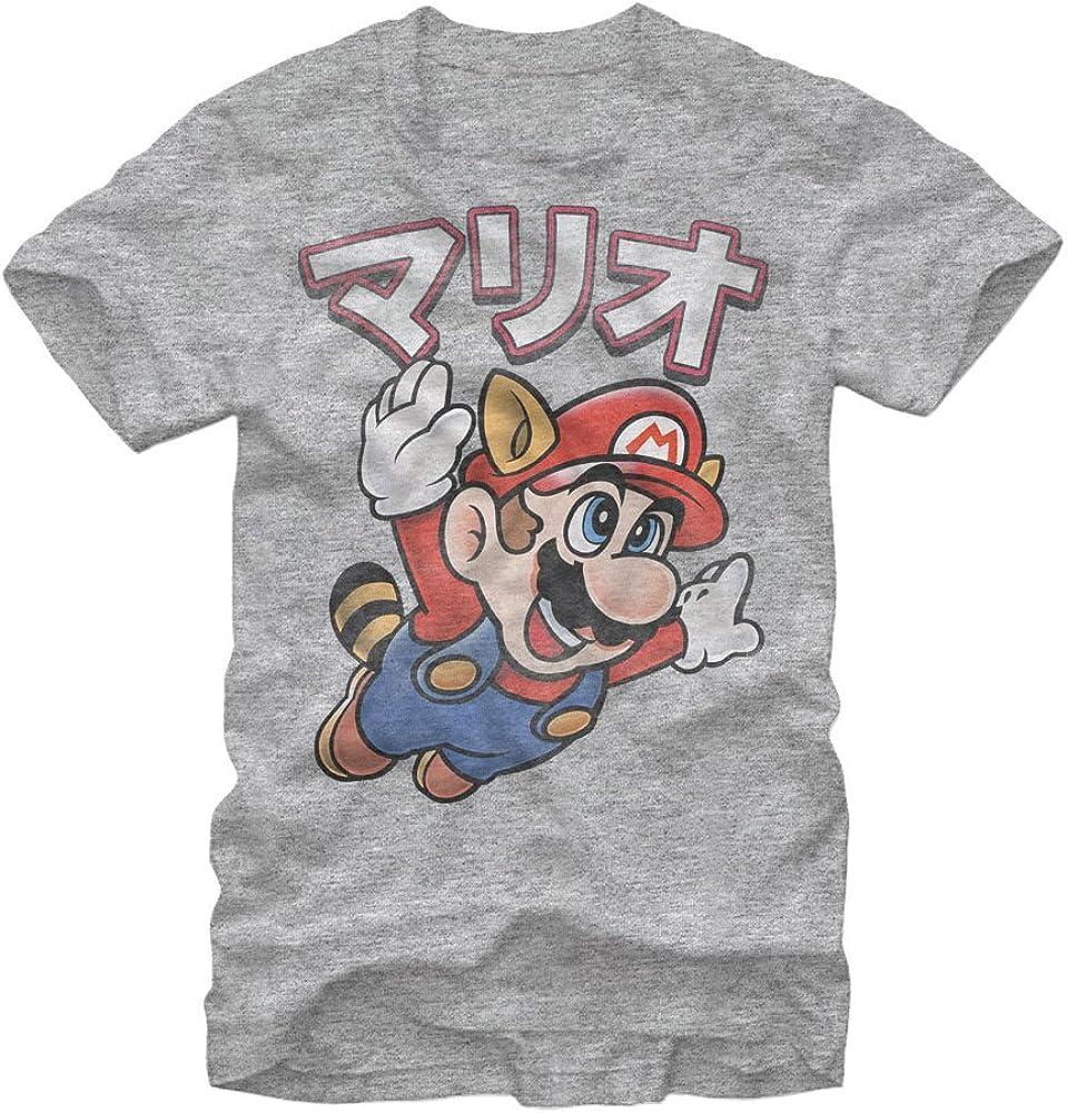 Nintendo Men S Super Mario Bros Japanese Shirts