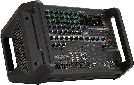 Yamaha emx5 12 canales negro mesa de mezclas audio – Mesas de ...