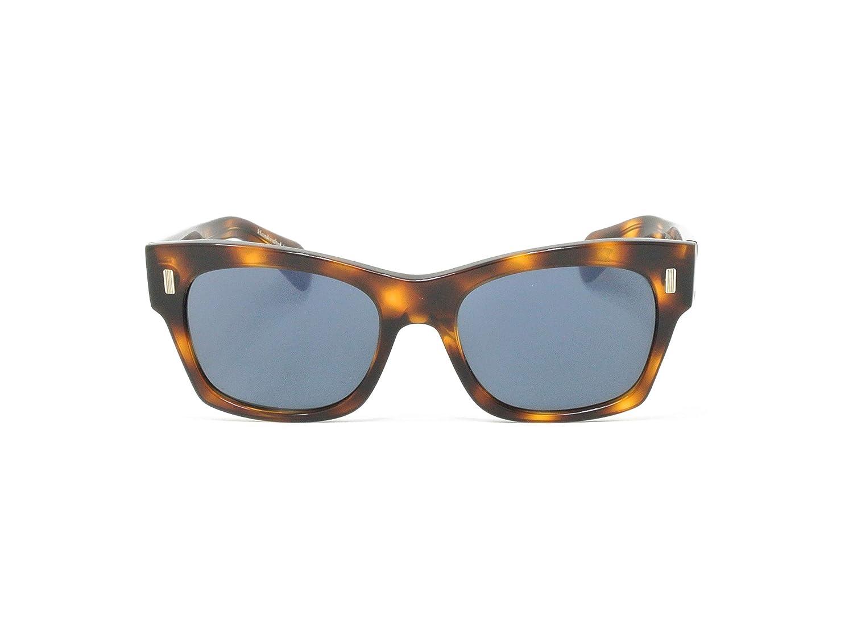 c38bde0d1d Amazon.com: Oliver Peoples The Row 71st Street - Tortoise / Blue - 5330  1556R5 - Sunglasses: Clothing