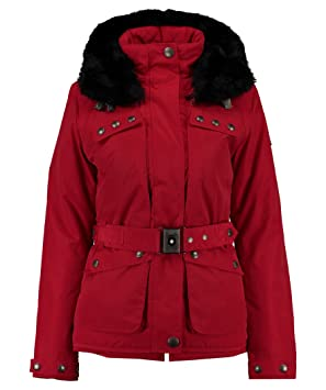 SSport Jacke Rot Esquire Wellensteyn Damen 9YIEWDH2