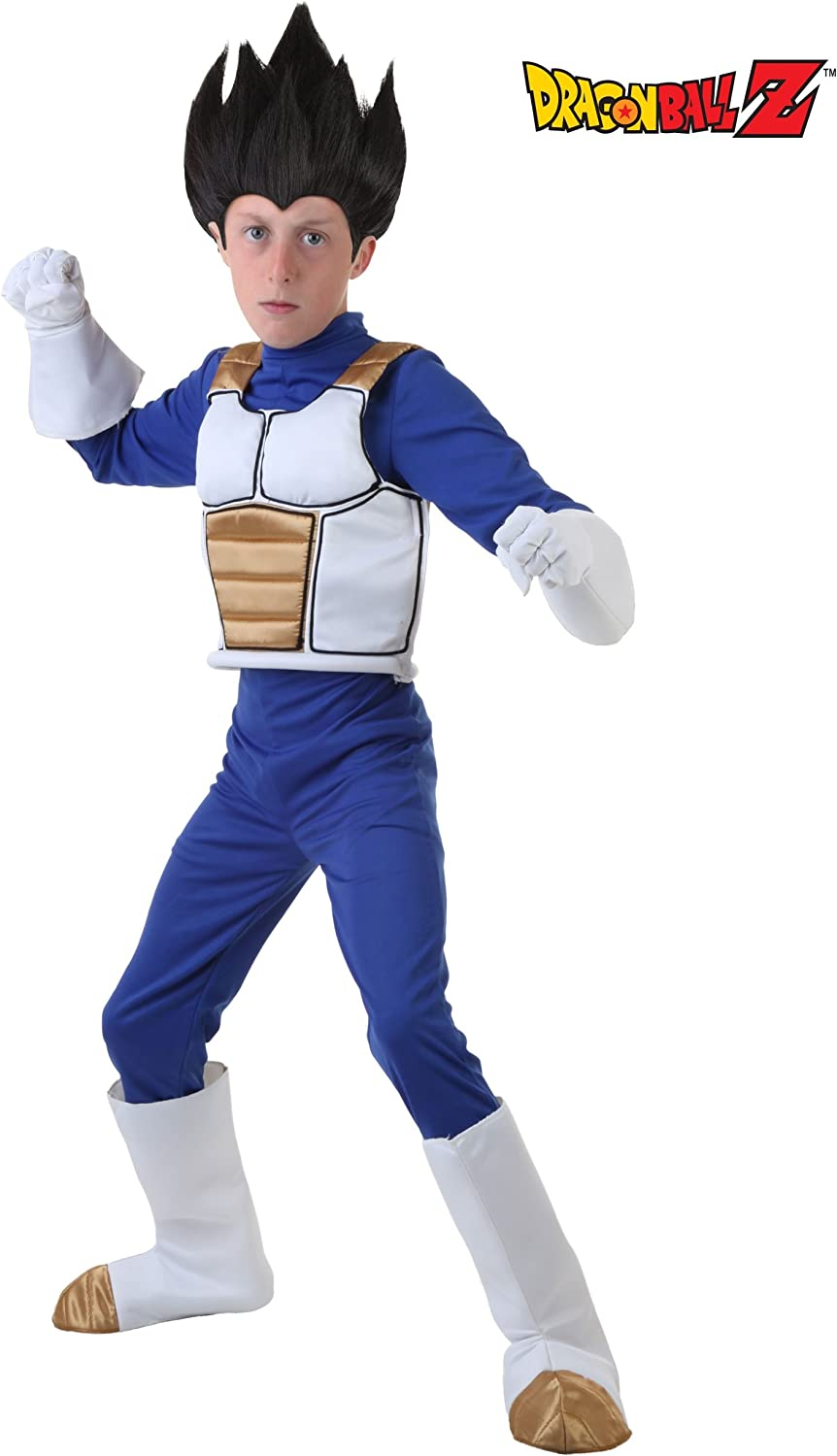 Amazon Com Dragon Ball Z Child Vegeta Costume Clothing The third season of dragon ball z anime series contains the frieza arc, which comprises part 2 of the namek saga. dragon ball z child vegeta costume