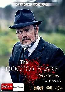 The Doctor Blake Mysteries: Season 1-5 (DVD)