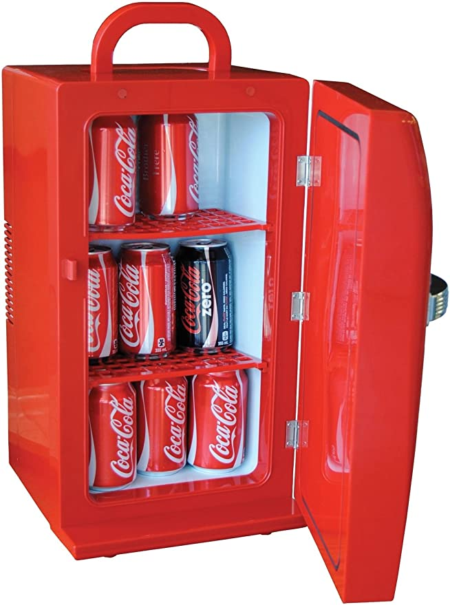 Coca Cola CCR-12/Retro-K/ühlschrank