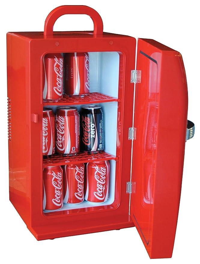 Amazon.es: Coca Cola Frigorífico CCR-12 de Estilo Vintage