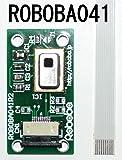 ROBOBA041 2次元温度センサー(Panasonic 赤外線アレイセンサ AMG8832 使用)