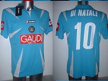 Lotto UDI nese Adultos Grande Di Natale Camiseta Jersey de Fútbol Jersey Manga Larga Top Italia Italia: Amazon.es: Deportes y aire libre