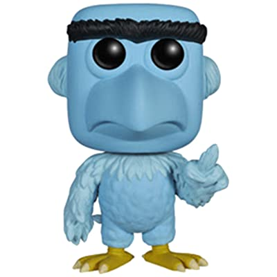 Funko POP! Muppets: Most Wanted - Sam The Eagle Action Figure: Funko Pop! Disney:: Toys & Games