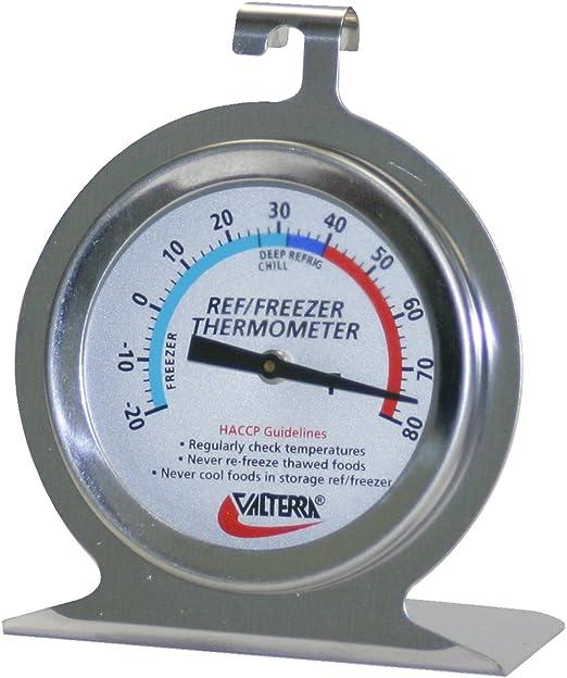 4 Valterra A10-2620VP Fridge//Freezer Thermometer