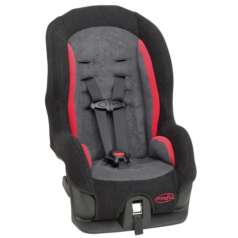 Evenflo Tribute Sport Convertible Car Seat, Gunther
