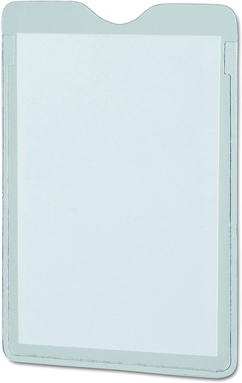 Oxford 65003 Utili-Jac Heavy-Duty Clear Plastic Envelopes, 2 1/4 x 3 1/2 (Box of 50)