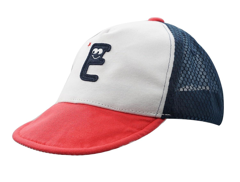 Home Prefer Baby Toddler Baseball Caps Lightweight Adjustable Airy Mesh Sun Hat