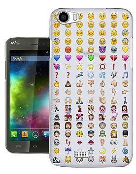558-Cool Smiley caras emoji Funky Funny Design Wiko Lenny ...