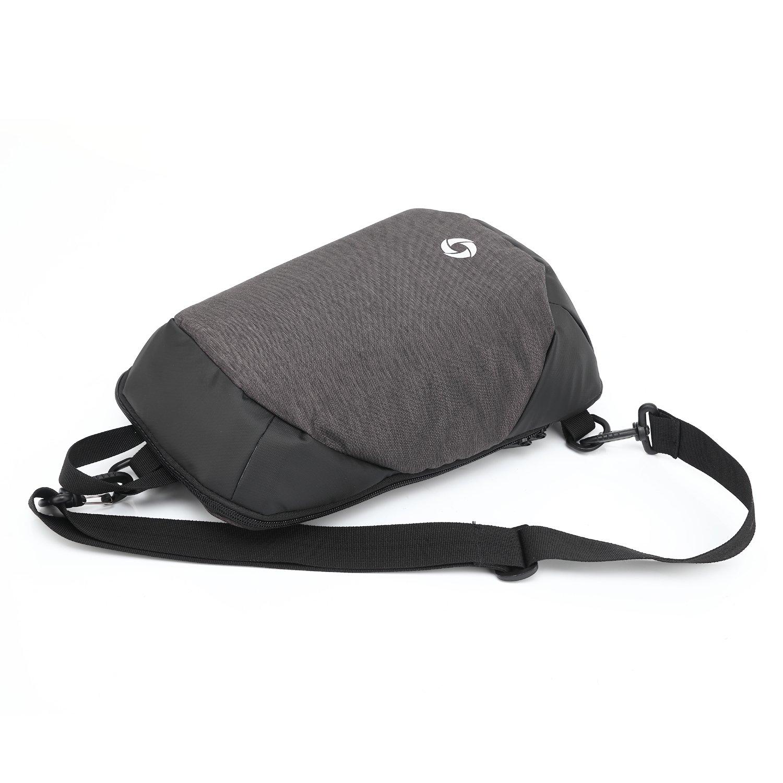 Fresion Anti-diebstahl Rucksack Wasserdicht Rücksack Kurierrucksack Schultasche Tasche für Mädchen Damen Herren Männer Studenten ( Rosa )