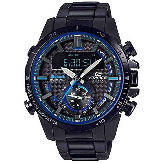 Casio Ecb-800dc-1adr Reloj Analogico/Digital para Hombre ...