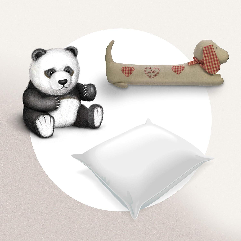 Linnea Copos de espuma de poliuretano para rellenar textiles, bolsa de 30 l: Amazon.es: Hogar