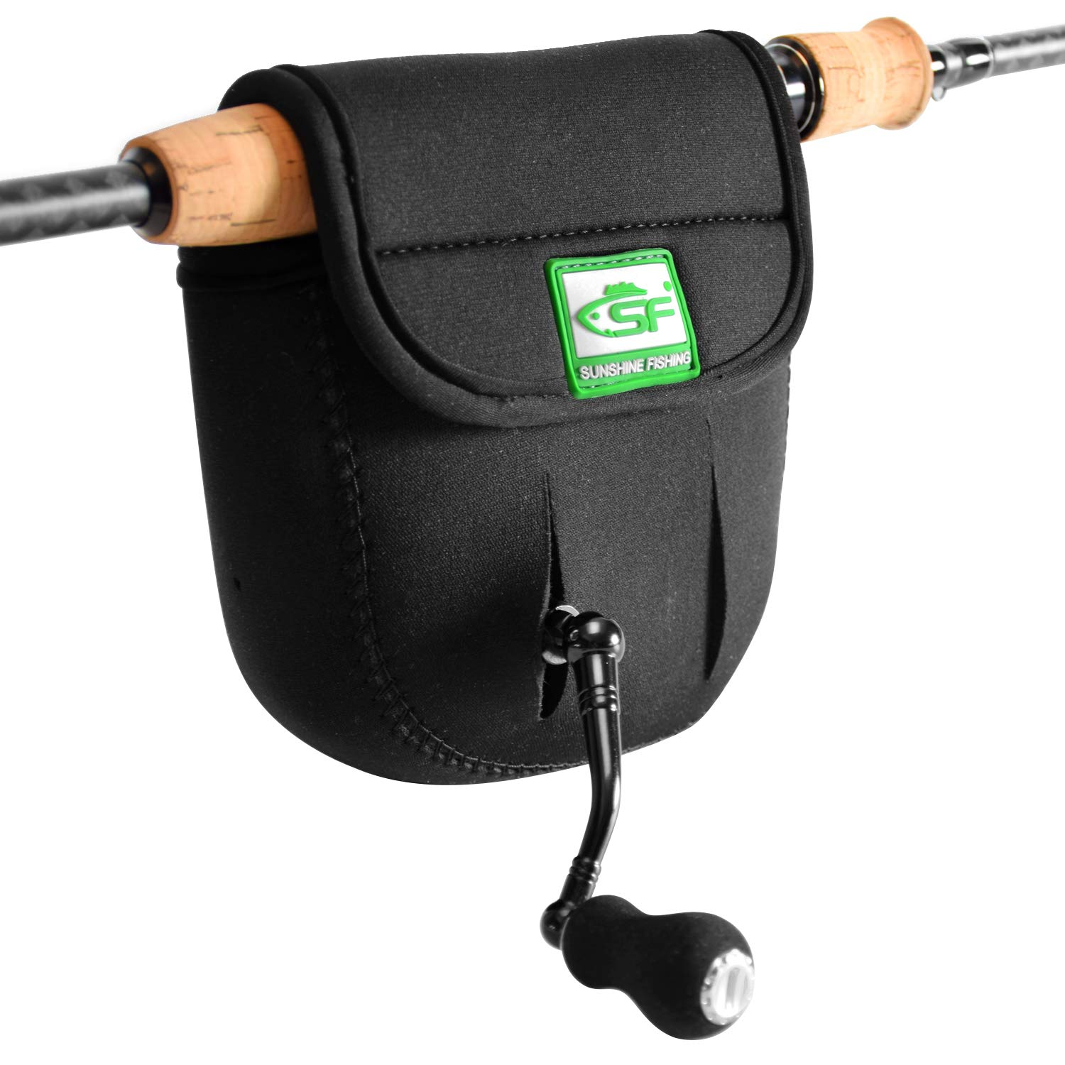 SF Spinning Reel Cover Case Bag Pouch Glove Fits 1000 2000 3000 4000 5000 6000 Series Spinning Reels