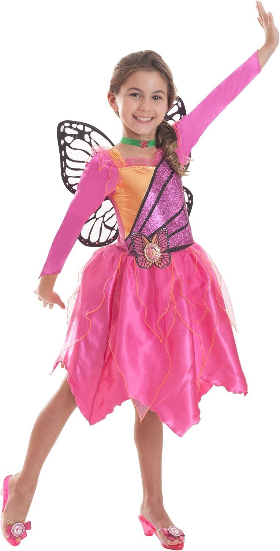 Unbekannt - Disfraz Barbie de niña, 3-5 años (Amscan CA13731V3 S ...