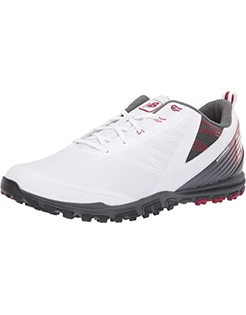 7ffb41171af15 New Balance Men's Minimus SL Waterproof Spikeless Comfort Golf Shoe