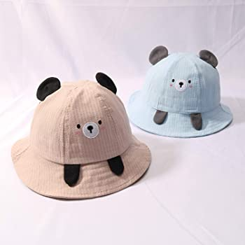 Amazon.com: Sombrero de primavera para bebé, niña, gorro de ...