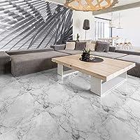 Pegatina para suelo de azulejos de cemento