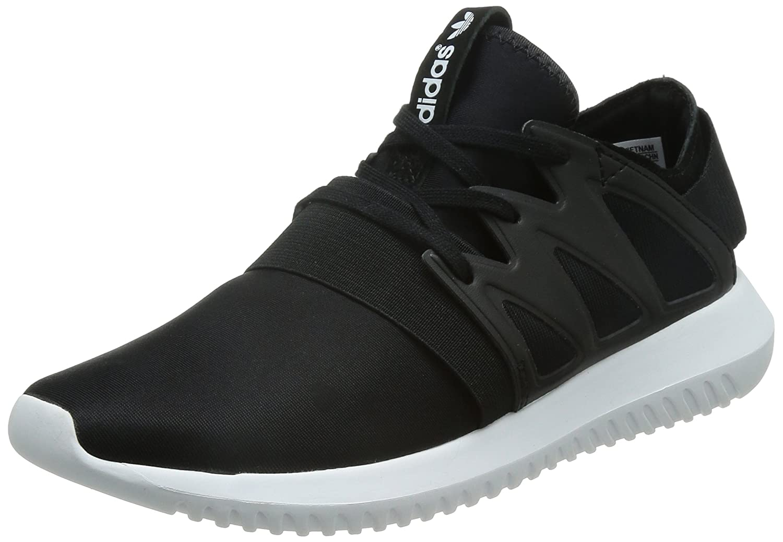 4076a57622 Amazon.com | adidas Women's Tubular Viral W, CoreBlack/CoreBlack, 6 US |  Shoes