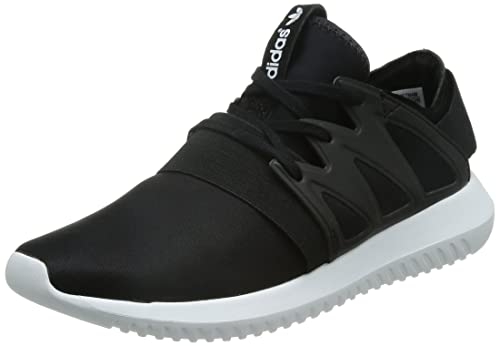 huge selection of 1c15e c3b2e adidas Originals Women s Tubular Viral W Red Mesh Running Shoes ...