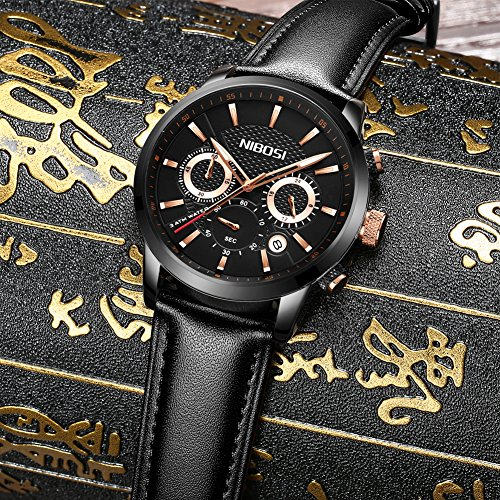 WatchesMens-Military-Quartz-Analog-Leather-Watch-Waterproof-Sport-Clock-Luxury-Brand-Wrist-Watch-Black