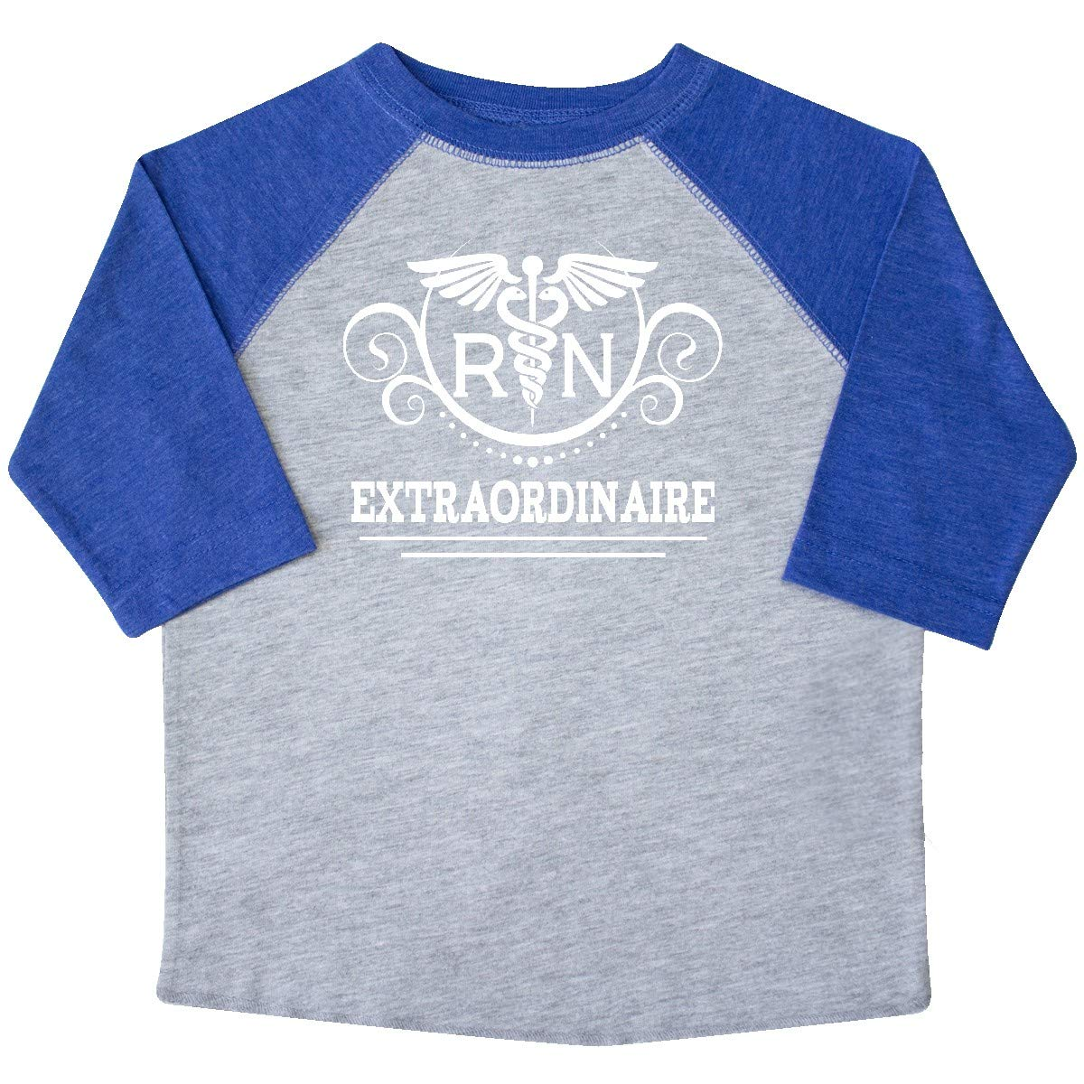 inktastic RN Extraordinaire Nurse Appreciation Toddler T-Shirt
