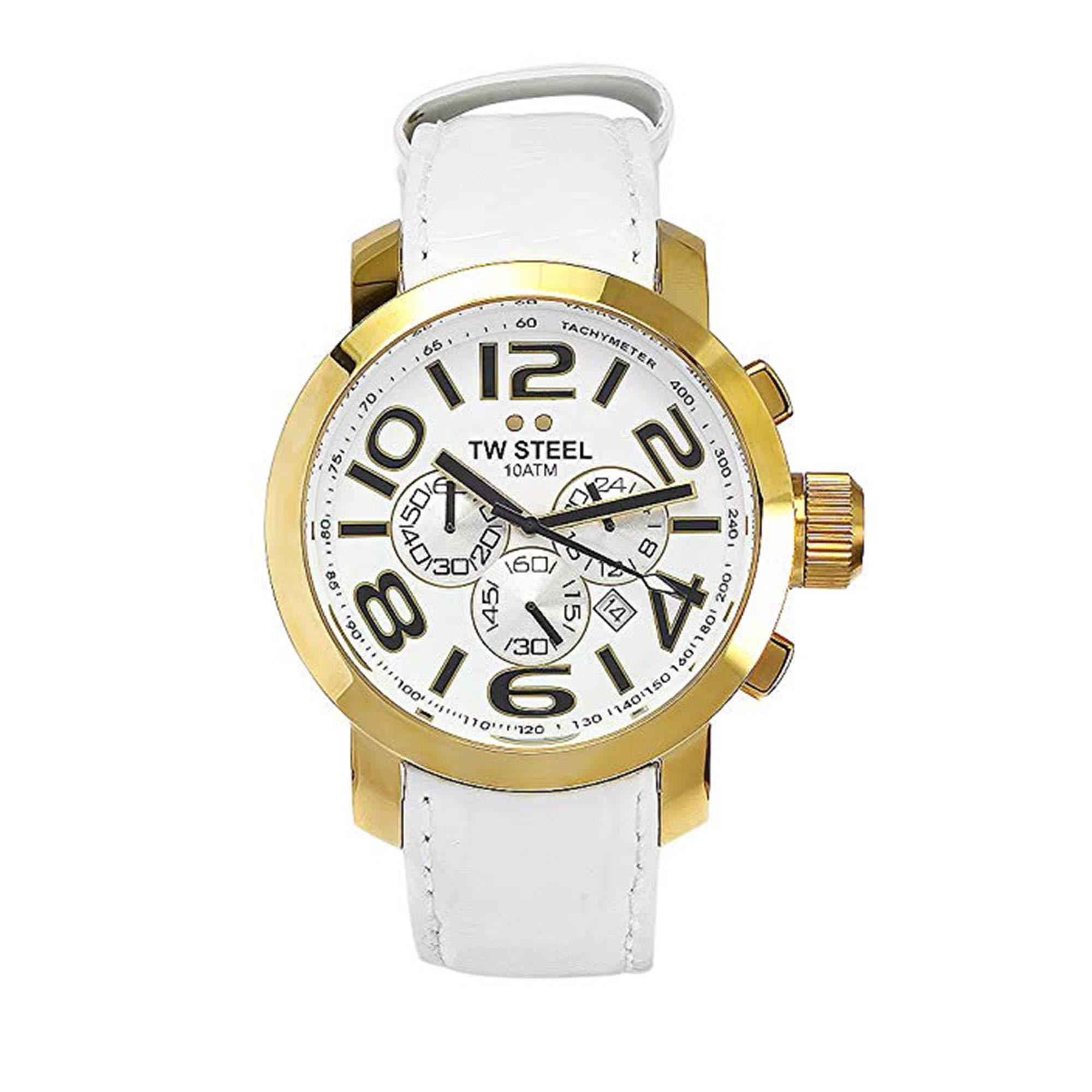 TW Steel Grandeur Quartz Male Watch TW55 (Certified Pre-Owned)