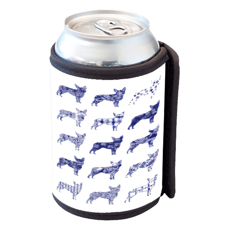 Sunshine Cases ボストンテリア 部族 断熱 缶クーラー ボトル ハガー   B07GSGGDN8