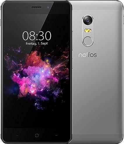 Neffos X1 MAX - Smartphone 5.5 (4 G LTE, Helio P10 Octa-Core ...
