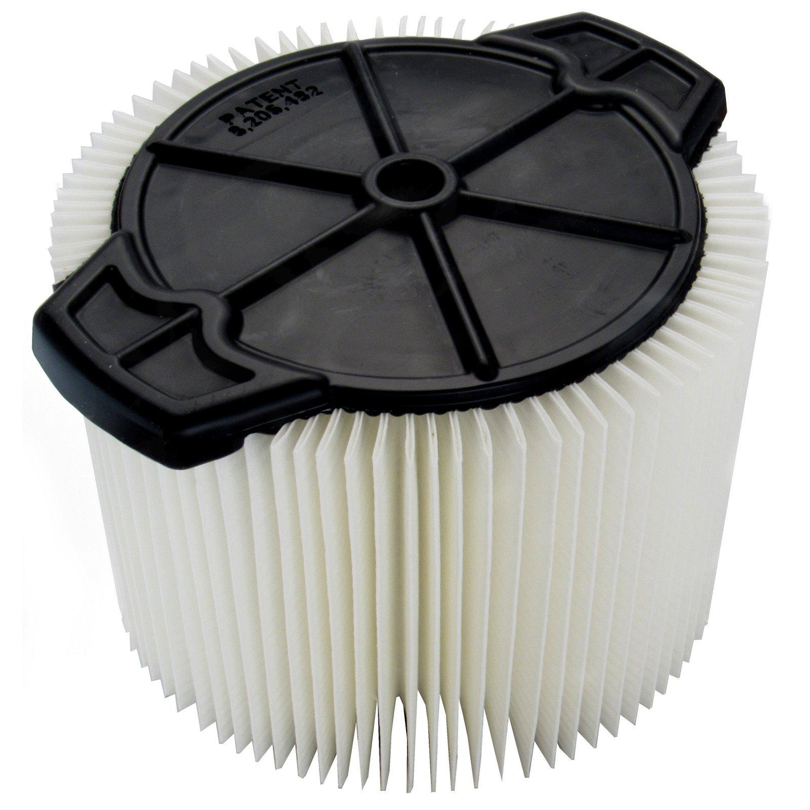 Ridgid VF3400 Pleated Filter For 4-4.5 Gal Vac