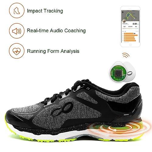 5f3175a295866 Runtopia Women s Female Road Running Shoe Ash Black 5.5 B(M) US
