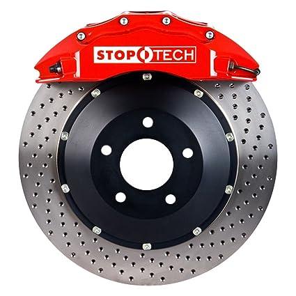 Stoptech Brake Kit >> Amazon Com Stoptech 83 307 6800 72 Big Brake Kit Automotive
