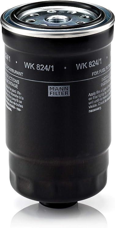 Original Mann Filter Kraftstofffilter Wk 824 1 Für Pkw Auto