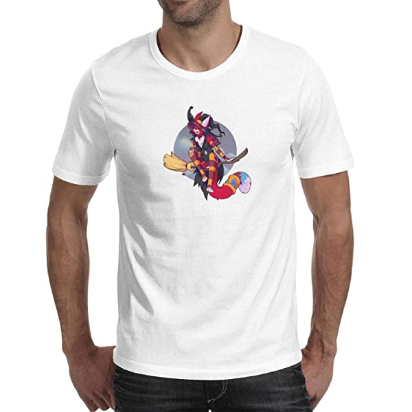 Short Sleeve S Halloween Cat Witch Tops Funny T