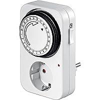 Wentronic 51276 - Temporizador analógico 24 h