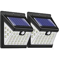 MODAR 40 LED Solar Light Outdoor,3 Optional Modes Motion Sensor with 120° Wide-Angle Detection 270° Lighting Angle…