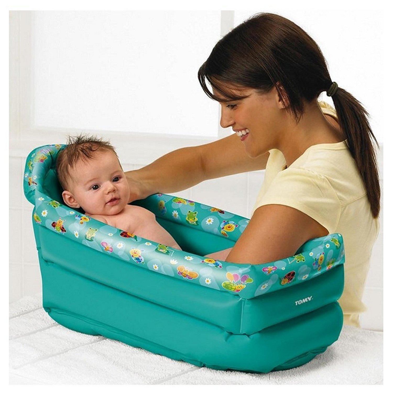 Tomy T71726 - Bañera hinchable: Amazon.es: Bebé