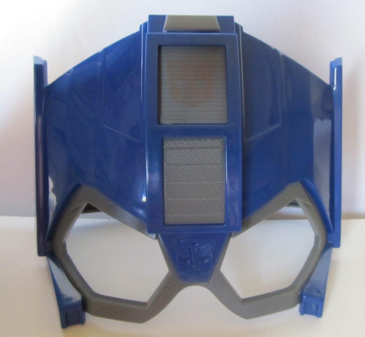 Amazon.com: Transformers Optimus Prime Mask #4 McDonalds 2017: Toys & Games